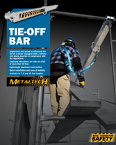 Download brochure tie-off bar