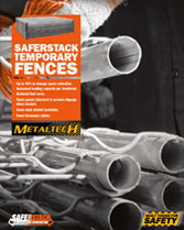 Download brochure Safertack fences