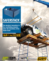 Download brochure saferstack frames