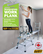 Download brochure telescoping work platform