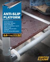 Download brochure slip resistant platforms