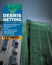 Download brochure debris netting