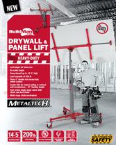Download brochure drywall panel lift