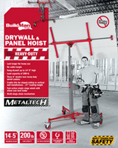 Download brochure drywall panel hoist