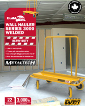 Download Drywall Cart Series 3000
