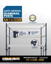 Download brochure Guardrail Posts