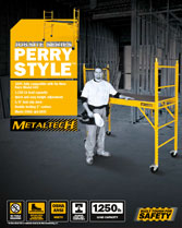 METALTECH JobsiteSeries PerryStyle