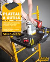 Télécharger brochure Plateau à outils