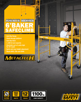 Download brochure Baker Safeclimb