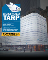 Download brochure scaffold tarp