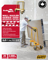Download Drywall Cart Series 2000