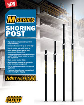 Download brochure shoring post M Series