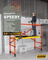 Télécharger brochure echafaudage Speedy