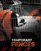 Download brochure temporary fences