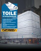 Télécharger brochure Toile d'échafaudage