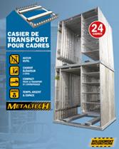 Télécharger brochure Casier de transport pour cadres