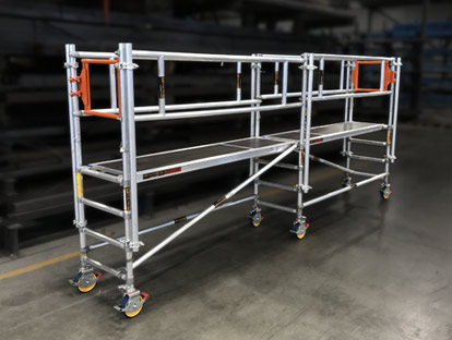 Safety guardrail systems standard