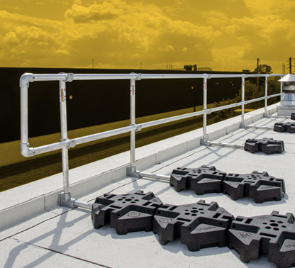 Safety Guardrail Systems