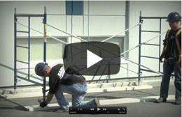 Exterior Scaffolding 1